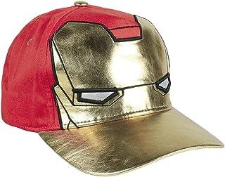 Marvel Avengers – Gorra Premium con Visera de béisbol – Verano – Niño – Producto Original con Licencia Oficial 22-35XX