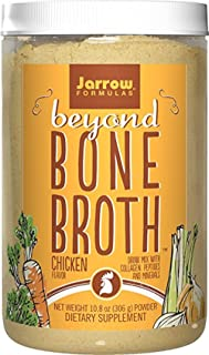 Jarrow Formulas Beyond Bone Broth, Chicken, 10.8 Ounce (Pack of 2)