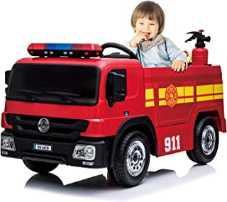 Top Rated Toy Fire Trucks