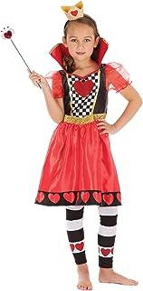Bambini Ragazze Costume Alice nel Paese delle Meraviglie Libro Settimana Costume 4-12 anni