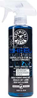 Chemical Guys CLD_203_16 Signature Series Wheel Cleaner,Blue, 16 oz