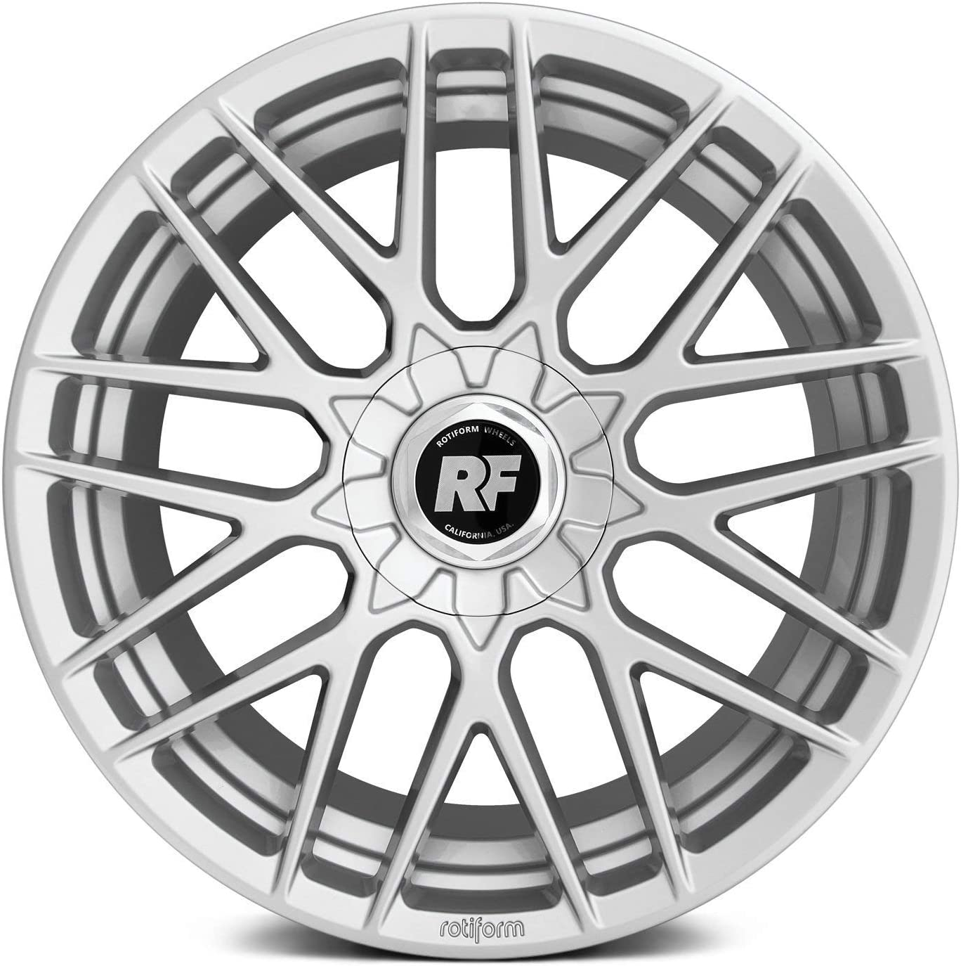 Rotiform RSE Silver Wheel with Painted 20 Finish Atlanta Mall New arrival x inches 10.