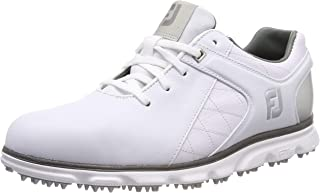 FootJoy Men's Pro/Sl-Previous Season Style Golf Shoes White 13 M