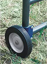 SpeeCo Farmex S16100600-GL161006 Gate Wheel; Helps to prevents gate sagging; Allows gate to open and close with ease; Fits round tube gate 1-5/8
