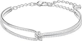 Women's Lifelong Crystal Bracelet Collection, Rose Gold...