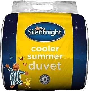 Silentnight Cooler Summer 4.5 Tog Duvet, King