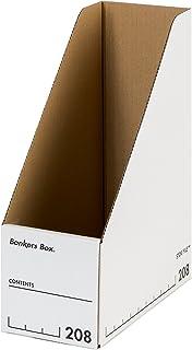 フェローズ マガジンファイル 新208S A4サイズ 黒 3枚1セット ファイルボックス 1008201