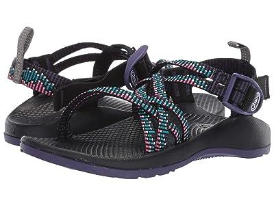 Chaco Kids Zx1 Ecotreadtm (Toddler/Little Kid/Big Kid) (Amp Violet) Girls Shoes