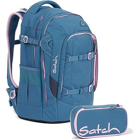 Satch Pack Funky Friday 2er Set Schulrucksack /& Schlamperbox