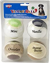 Best flavored tennis balls for dogs Reviews