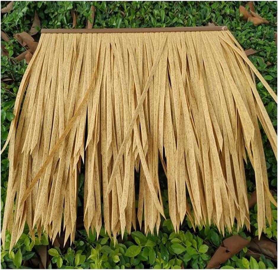 Palm Thatch Roof Wild Mail order cheap Tile Anti-Anc pcs - Gorgeous 0.5x0.5m
