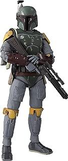 Bandai S.H.Figuarts Boba Fett (Star Wars: Episode VI -Return of The Jedi) Star Wars Episode 6 / Return of The Jedi