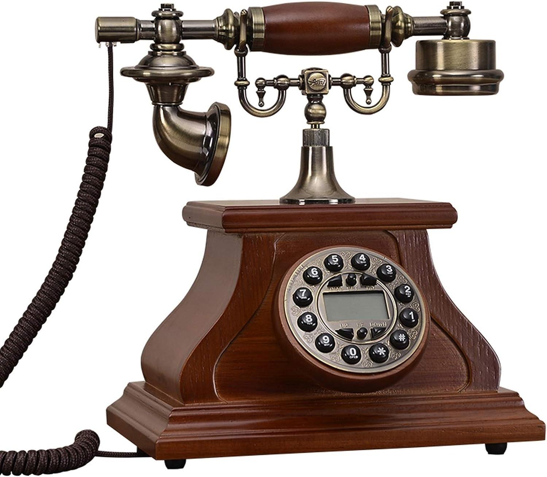 ZHENGYU Vintage Decorate European Dallas Mall Retro Purchase Type Telephone