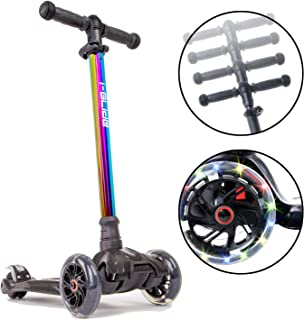 Best 3 wheel motorized scooter for kids Reviews