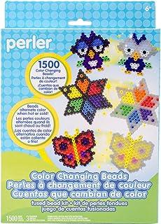 Perler Fused Bead Kit, Multi-Colour, 26.67 x 18.41 x 3.17 cm