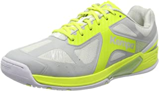 adidas 女式 Wing Lite Caution 手球鞋