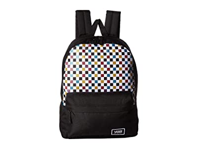 Vans Realm (Glitter Check) Backpack Bags