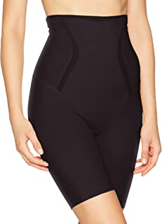 Flexees 女式 Maidenform 紧致基础高腰大腿紧身裤