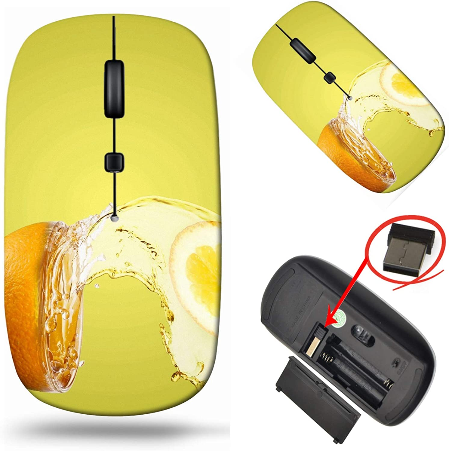 Wireless Mouse Computer Laptop USB New mail order Travel 2.4G