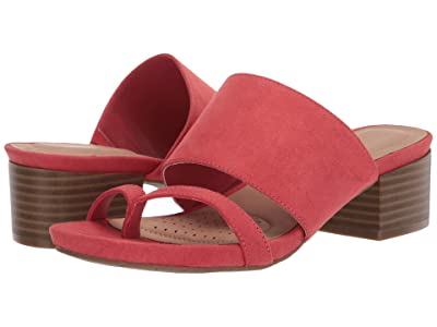 Kenneth Cole Reaction Late Mule (Spiced Coral) Women