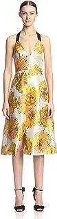A.B.S. by Allen Schwartz Women's Floral Halter Dress