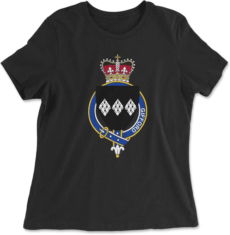 HARD EDGE DESIGN Women's English Garter Family Gifford T-Shirt