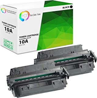 TCT Premium Compatible Toner Cartridge Replacement for HP 10A Q2610A Black Works with HP Laserjet 2300 2300L 2300N 2300D 2300DN 2300DTN Printers (6,000 Pages) - 2 Pack