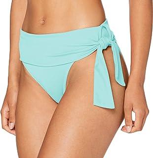 Pour Moi Getaway Fold Over Tie Brief Parte Inferiore del Bikini Donna