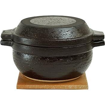 長谷園 男厨 土鍋 (1800ml) NC-94