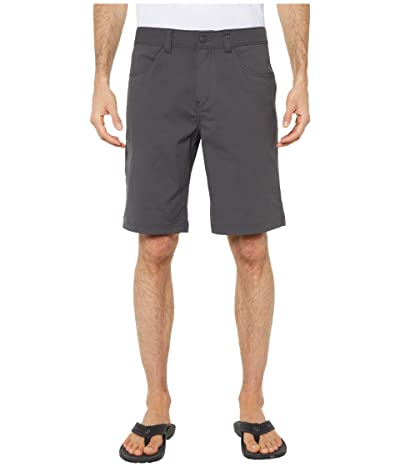 Toad&Co Rover Canvas Shorts (Soot) Men