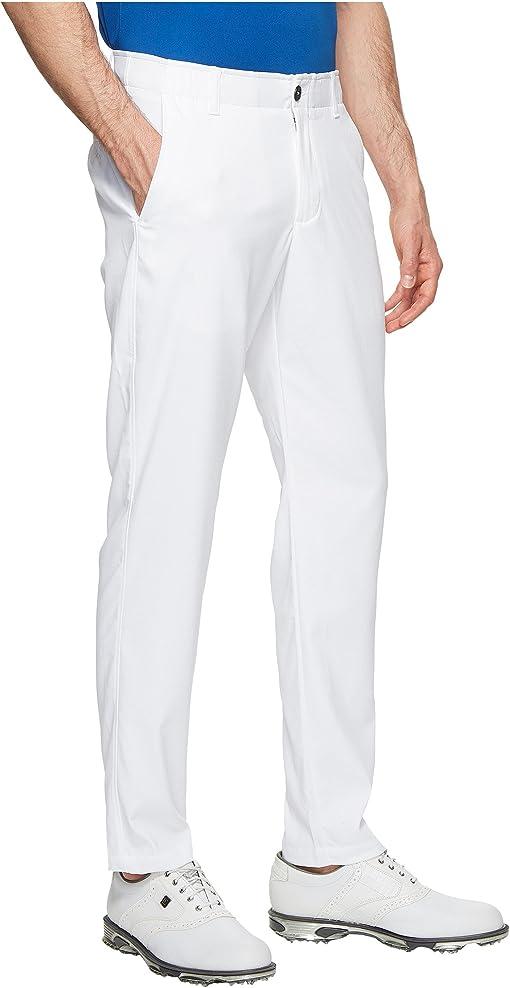 White/Steel Medium Heather/White