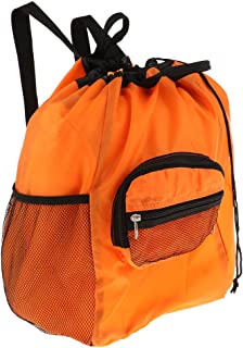 FITYLE Ball Bag Basketball Soccer Football Volleyball Sport Carrying Storage Backpack