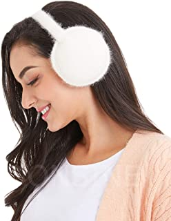 Donsine Fleece Ear Muffs Winter Earmuffs for Men & Women