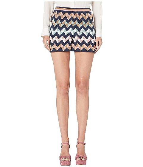 M Missoni Shorts in Zigzag