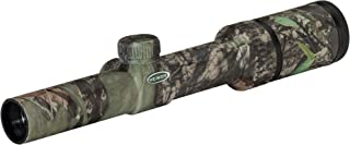 Weaver Kaspa 1-4X24  Shotgun/Muzzle Bal-X Mossy Oak Bu 30Mm