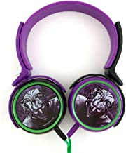 Zenixx THE JOKER by DC Comics Over Ear Wired Headphones Kids Batman Harley