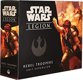 Star Wars Legion - Rebel Troopers Unit Expansion Board Game