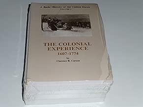 A Basic History of the United States 5 Volume Set