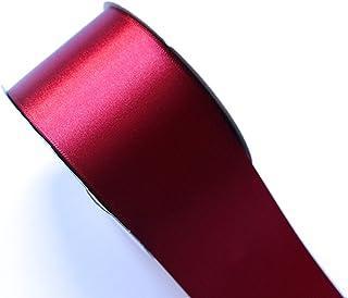 /6/mm 3/cm/ Nastro di raso archi/ /Confezione da 100/ /bordeaux