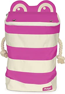 P'Kolino Monster Storage Bins, Pink