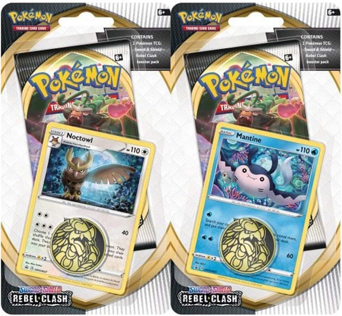 Pokemon Company International Pokémon Sword and Shield Checklane Blister  Display (16) English Version: Amazon.de: Toys & Games