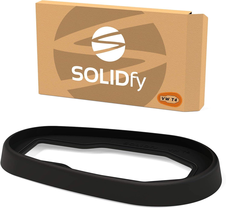 SOLIDfy® - Junta de antena de techo para VW T4 | Instalación sin desmontar la base de la antena.