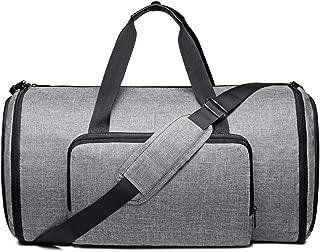 Carry-on Garment Bag Large Duffel Bag Suit Travel Bags,Foldable Garment Bags For Travel With Shoulder Strap