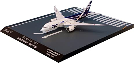 ANA Trading 1/400 787-8 JA802A special coating machine wing ground attitude (japan import)
