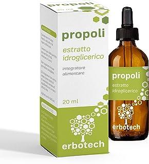 ERBOTECH Propoleo (Propolis) con gotero