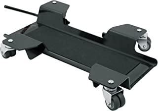 A Pro Cruiser Motorbike Stand Mover Garage Motorcycle Motorcross Trials Heavy Duty