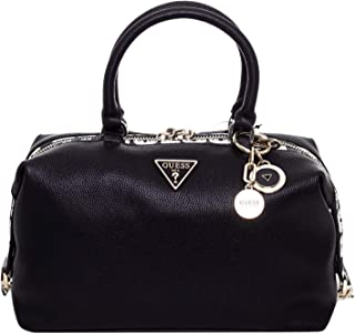 Womens Satchel Bag - VG766506 (Black)