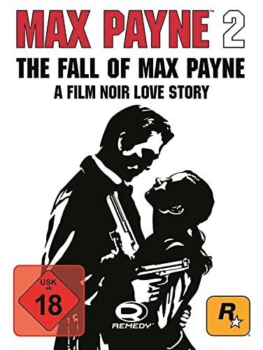 Max Payne 2: The Fall of Max Payne [PC Code - Steam]