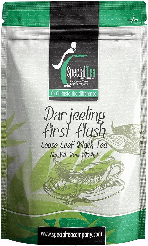 Special Tea Darjeeling First Flush Black Tea, 16 Ounce
