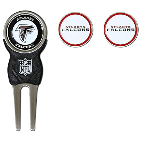 Team Golf NFL Divot Tool with 3 Golf Ball Markers Pack a1146903cc8a